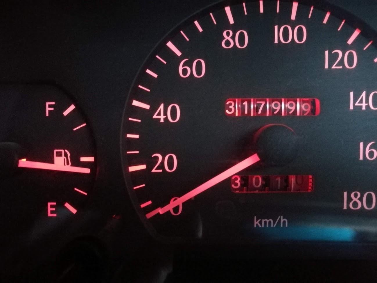 Расход топлива Toyota Crown 1997