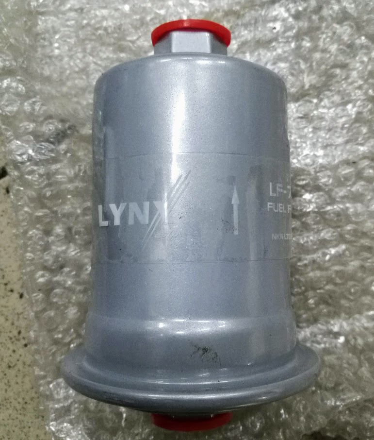 Топливный фильтр тонкой очистки Lynx  для автомобилей Toyota