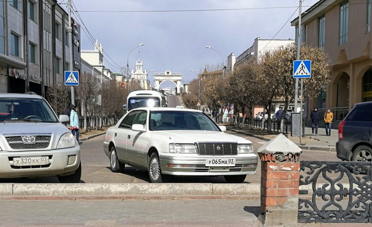 Toyota Crown 1997 в Улан-Удэ