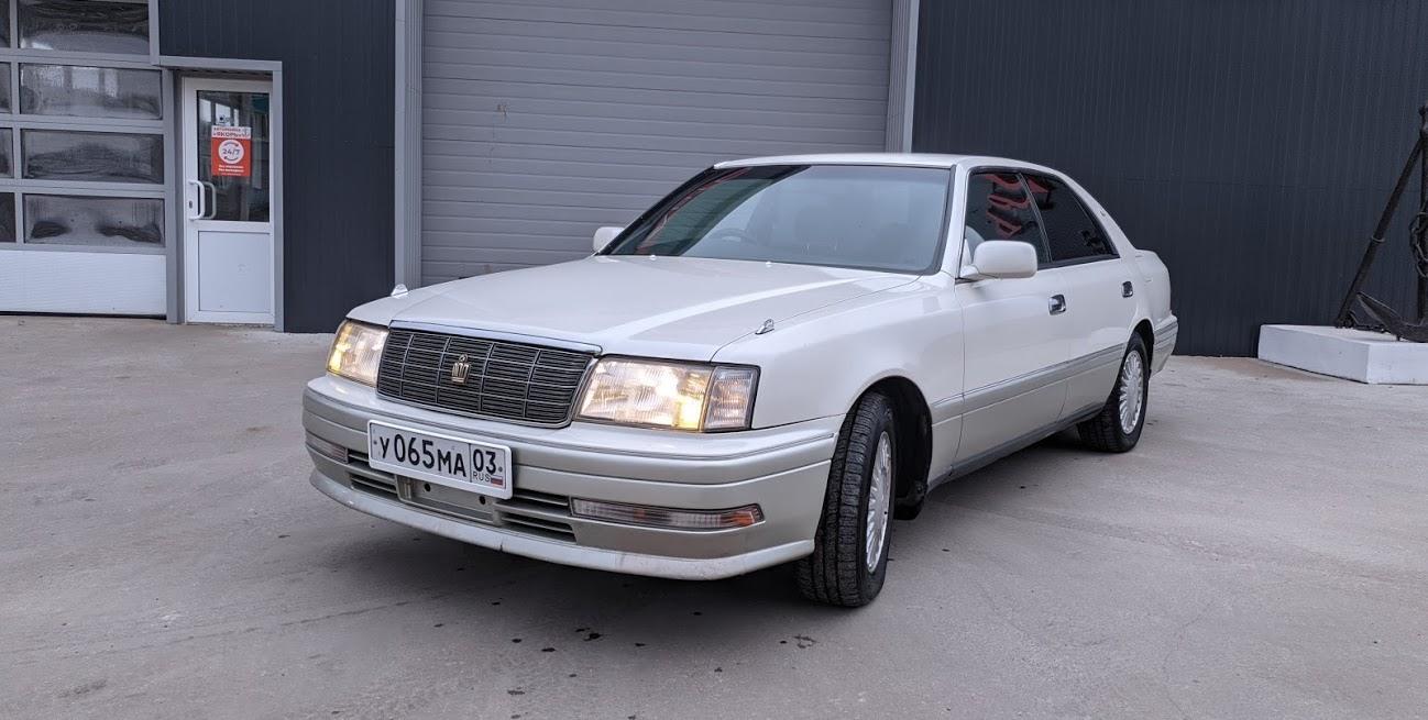 Toyota Crown JZS-151 1996